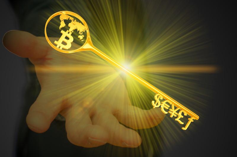 ビットコイン 鍵